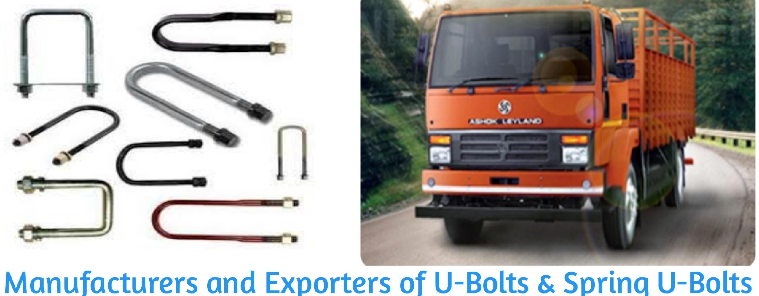 u bolts manufacturers